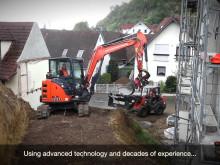 Hitachi Construction Machinery Europe, företagsfilmen