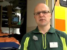 Här kommer e-ambulansen