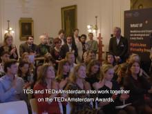 Terugblik op de 10e editie van TEDxAmsterdam, met TCS als strategisch partner