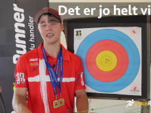 Stephan Hansen vinder dobbelt europamesterskab