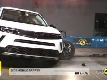 Vauxhall Mokka - Crash & Safety Tests - 2021