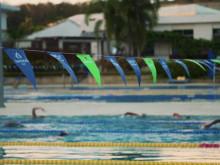 Svenska Simlandslaget tränar inför OS 2020 på sporthotellet Thanyapura i Thailand