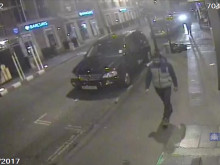 APPEAL: Do you recognise the three men in this CCTV clip?