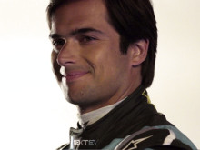 Formula E relationship with Visa Europe by Nelson Piquet Jr, Visa Driver Ambassador