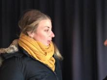 Frida Ronge, intervju med Matverk 2016