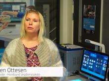 Åpningen av Reinvent The Classroom ved Teknologiskolen Hundsund