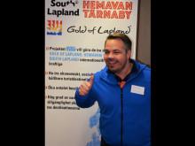 Gold of Laplands Kickoff-konferens 20 - 21 november i Malå
