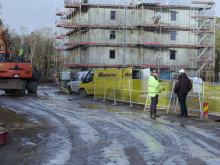 Samarbete mellan två Comfortföretag i projektet JSB Månstenen 5 i Kalmar