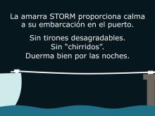 (ES) Amarra STORM de PolyRopes