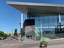 Åkersberga centrum filmklipp