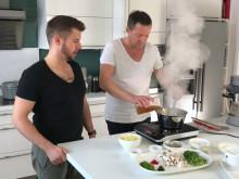 """Soup Passion mit """"Die Jungs kochen und backen"""" - Tom Yam Gung"""