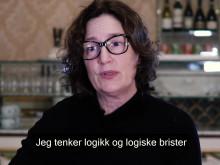 Intervju med Vibeke Tandberg