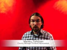 MyNewsdesk laajentaa ja avaa toimiston Suomeen
