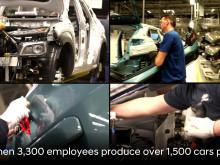 Hyundai Kona-produksjon i Tsjekkia