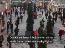 PFAS – en av vår tids stora miljöutmaningar