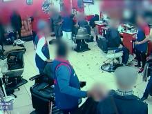 CCTV re: Crispin Siddon murder