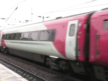 Virgin Trains East Coast stock-shots