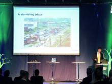 Tisdag 22 maj på Logistik och Transportmässan 2012 - Christian Juul-Nyholm