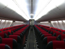 First Norwegian aircraft with SKY Interior