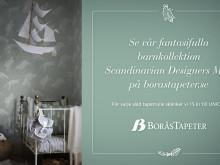 "Tapeten ""Polarn"" från kollektionen Scandinavian designers mini"
