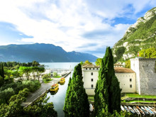 Gardasjön Italien