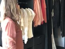 Et blik ind i min garderobe - en drøm der blev til virkelighed!