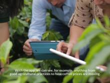 App sprider hållbara jordbruksmetoder