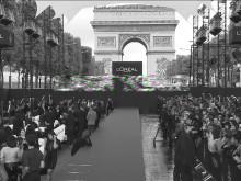 Le Défilé L'Oréal Paris 30.9. klo 15