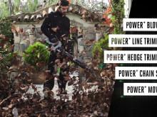 EGO Power+ 56V Batteridriven motorsåg