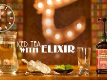 Iste med Dilmah Elixir