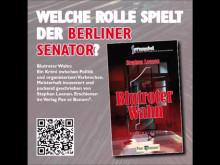 »Blutroter Wahn« – ein »Spreenebel«-Krimi aus dem Verlag Pax et Bonum