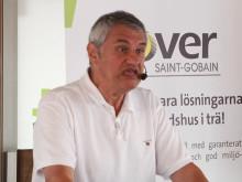 Johnny Kellner på ISOVERs seminarium i Almedalen 2016