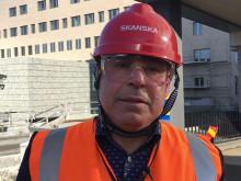 Adel Shalabi, verksamhetschef Bild- och funktionsmedicin.