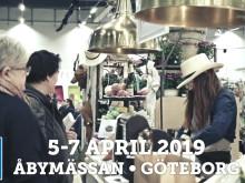 Stora Villamässan & Vår Trädgård, Åbymässan 5-7 april 2019