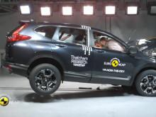 Honda CR-V testing montage - Feb 2019