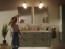 INR Seuraavan sukupolven kylpyhuonekalusteet