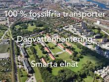 Malmös hållbaraste stadsdel