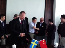 Plantagon signs memorandum of understanding with the Tongji University in Shanghai (video)