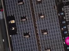 Malmös största solcellsanläggning