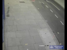 Suspect wearing distinctive rucksack - Deptford Broadway