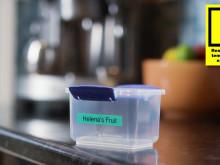 Aplicaciones de etiquetas para el hogar