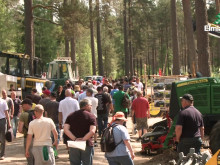 Load and Transport - New section at Elmia Wood 2017