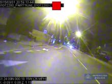 CCTV re death of Hina Shamin