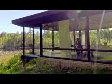 Konsten att bygga med ljus med arkitekt Buster Delin