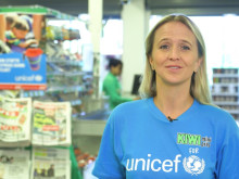 KIWI vil samle inn 3,5 millioner kroner til syriske barn på flukt.