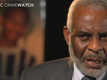 Crimewatch reconstruction and interview with Stephen's father