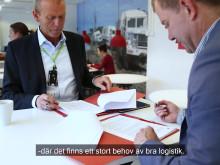Röda Korset och Bring stärker svensk krisberedskap