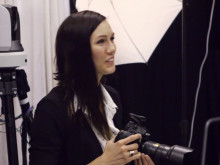 Möt våra nya ansikten - Behind the scenes på Eurosports fotografering