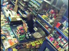 CCTV footage of Barnet robbery