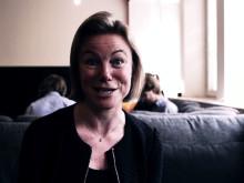 Karin Nilsdotter, CEO Spaceport Sweden at Startup Grind Stockholm recap